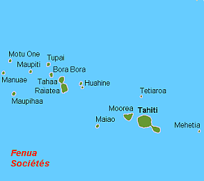 French Polynesia – Tahiti