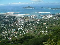 Victoria - Capital Of Seychelles